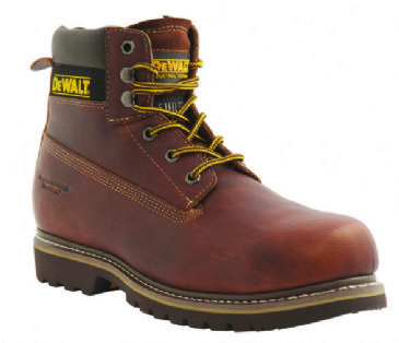 Dewalt Platinum BrownSafety Boot